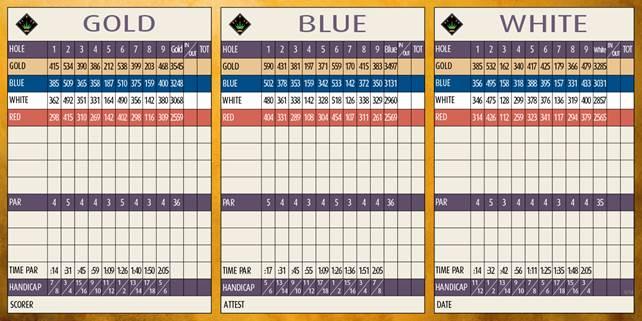 Ocotillo Golf Course