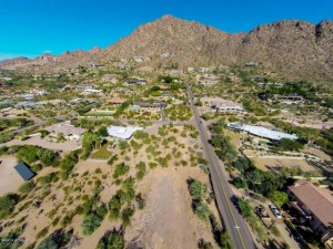 View lot near Camelback Mountain